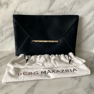 BCBG MaxAzria Envelope Clutch
